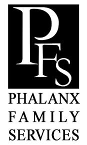 PFS phalanx family services logo
