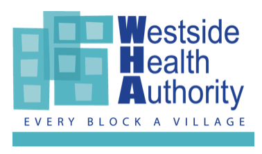 WHA logo west side health authority