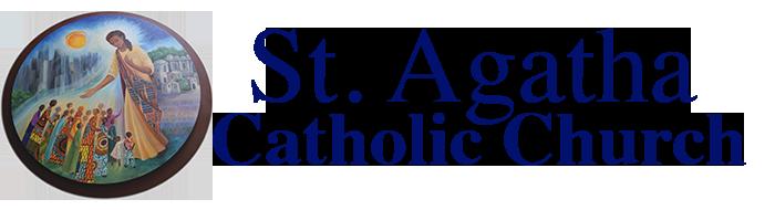 cocc St. Agatha's Logo